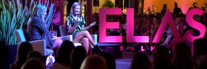 ELAS Balneário com Mônica Salgado – Talk Show