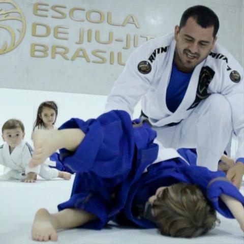 Bicampeão Mundial de Jiu-Jitsu